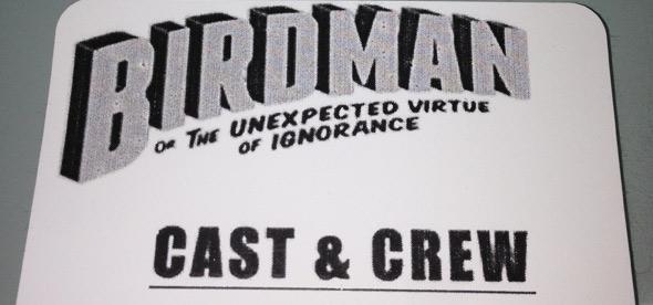 Birdman Cast & Crew