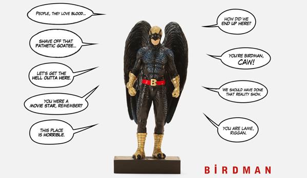 Birdman Action Figure