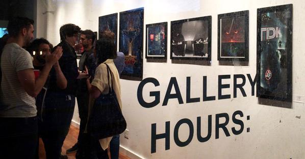 Blade Runner Art Show - Bottleneck Gallery