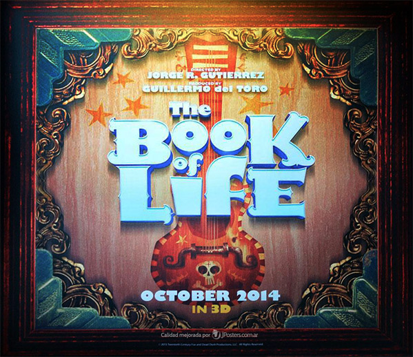 Jorge R. Gutierrez's The Book of Life