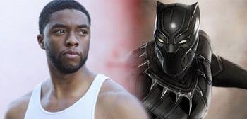 Chadwick Boseman / Black Panther