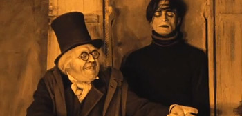 The Cabinet of Dr. Caligari Restored Re-Release Trailer