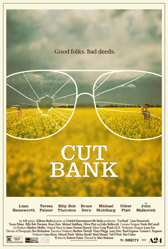 Cut Bank Posters