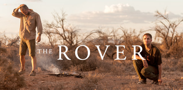 David Michôd & Guy Pearce Filming The Rover