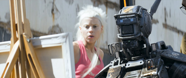 Die Antwoord in Chappie