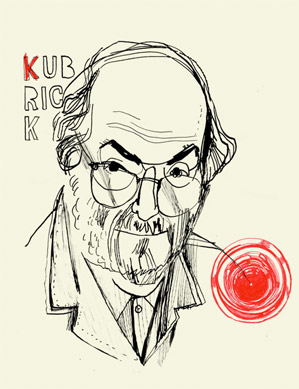 Stanley Kubrick Portrait