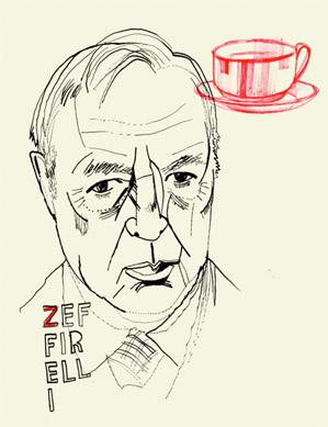 Franco Zeffirelli Portrait