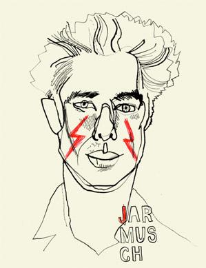 Jim Jarmusch Portrait