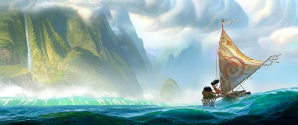 Disney's Moana First Look