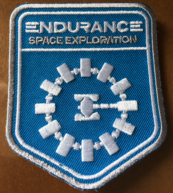 Interstellar Mission Patch