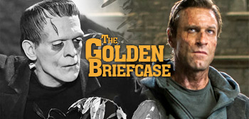 The Golden Briefcase - Frankenstein's Monster