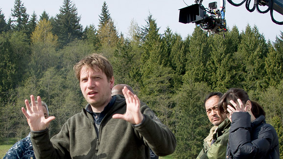 Gareth Edwards - Star Wars Director