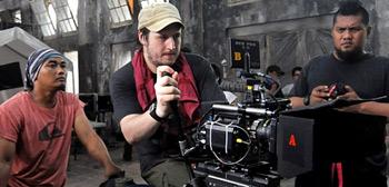 The Raid 2 Director Gareth Evans