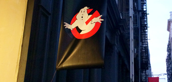 Ghostbusters Art Show