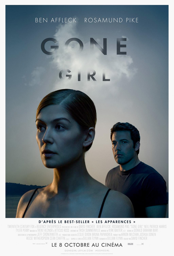 Gone Girl French Poster