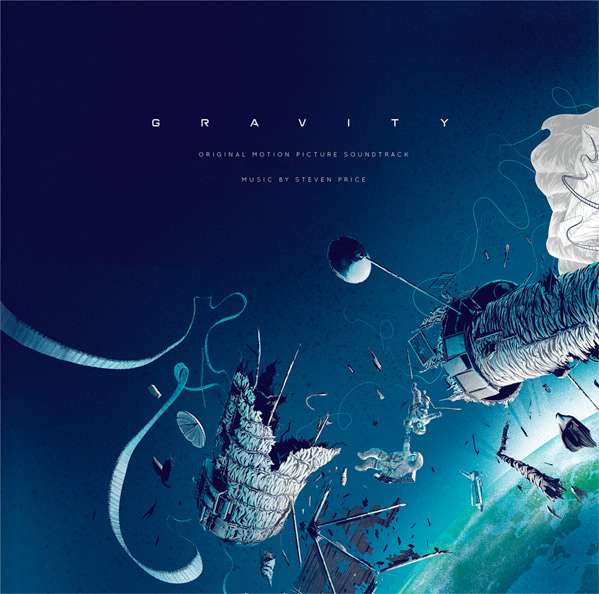 Gravity Soundtrack Vinyl