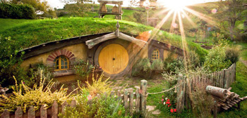 Middle Earth - The Shire