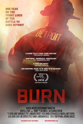 Indie Trailer Sunday - Burn
