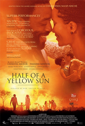 Indie Trailer Sunday - Half of a Yellow Sun