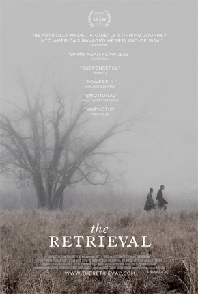 Indie Trailer Sunday - The Retrieval