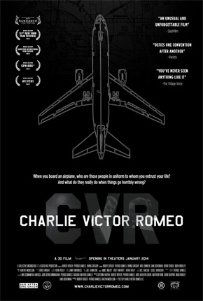 Indie Trailer Sunday - Charlie Victor Romeo