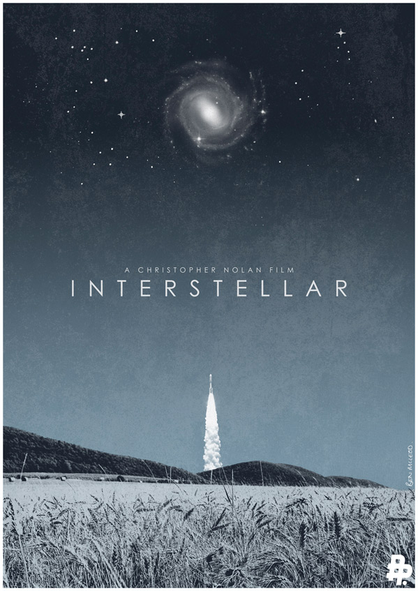 Interstellar Artwork
