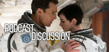 Interstellar Podcast Discussion