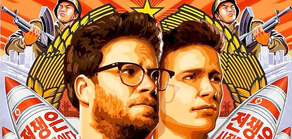 The Interview Propaganda Poster