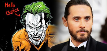 Jared Leto Might Be Playing The Joker in David Ayer's 'Suicide Squad'