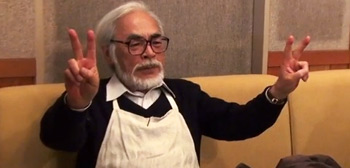 The Kingdom of Dreams and Madness Doc Trailer