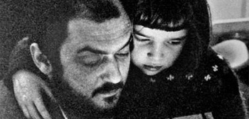 Stanley Kubrick & His Daughter