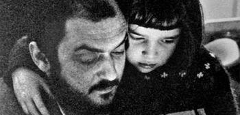 Stanley Kubrick & His Daughter