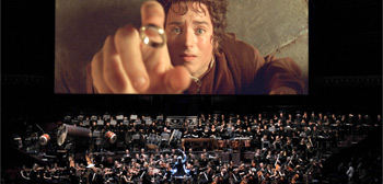 Lord of the Rings Trilogy Live on Concert