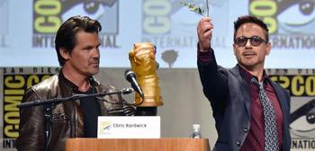 Marvel Comic-Con 2014