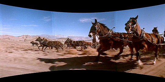 John Ford's How the West Was Won