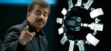 Neil deGrasse Tyson / Interstellar