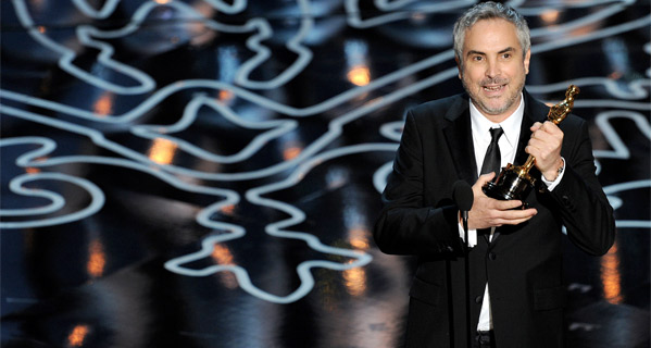 Best Picture Winner: Gravity Director Alfonso Cuarón