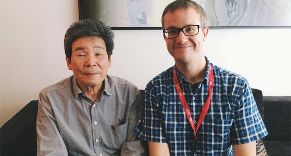 Isao Takahata & Alex Billington