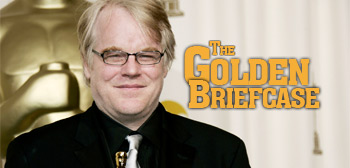 The Golden Briefcase - Philip Seymour Hoffman