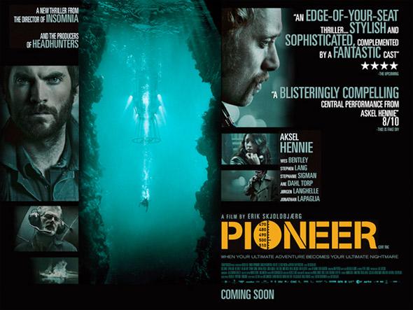 Pioneer UK Poster