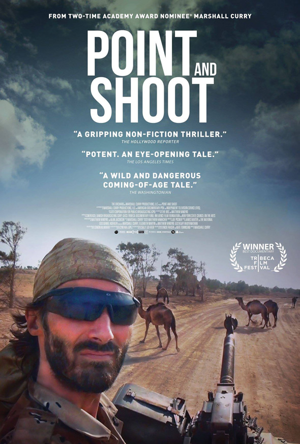 Point and Shoot Poster