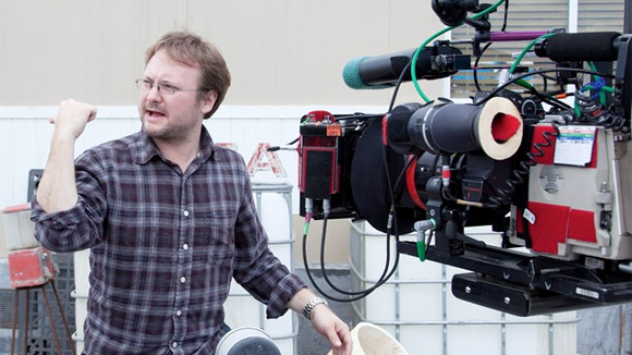 Rian Johnson - Star Wars Director