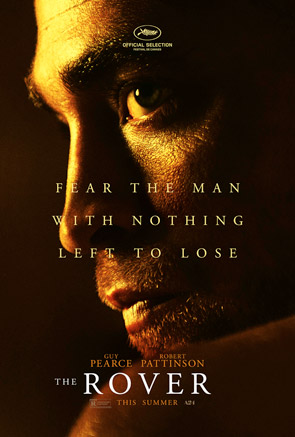The Rover Character Poster - Robert Pattinson