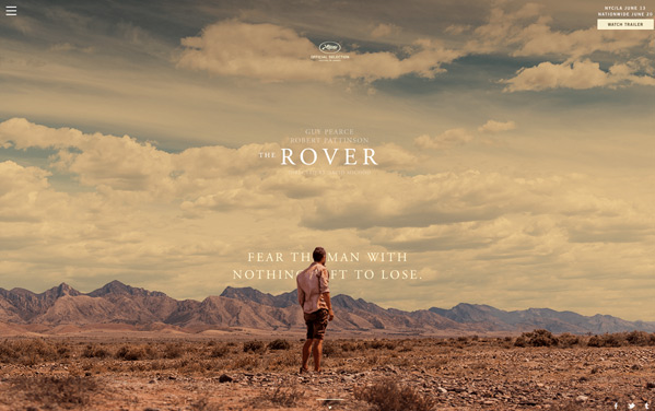 The Rover Website