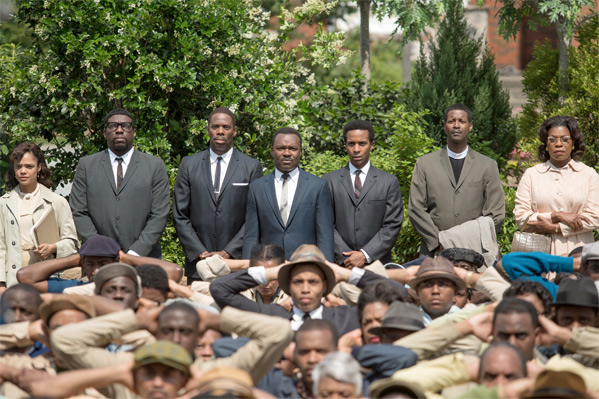 Selma First Look Photos