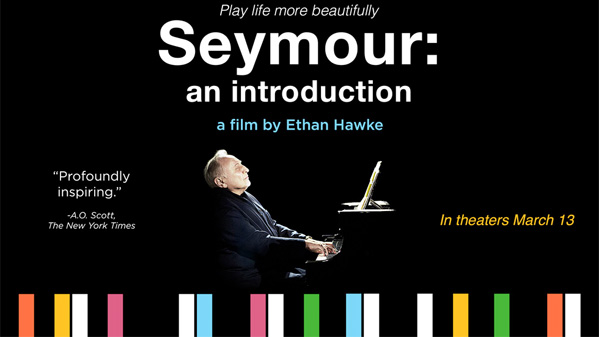 an introduction to the life of symour Seymour bernstein and ethan hawke in seymour: an introduction courtesy of robin holland courtesy of robin holland bernstein is a natural on screen, offering a charismatic running commentary on the art and craft of music and performance.