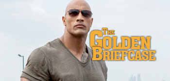 The Golden Briefcase - Dwayne Johnson