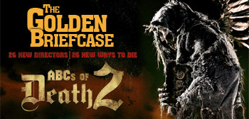 ABC's of Death 2 / The Golden Briefcase