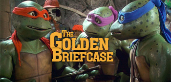 The Golden Briefcase - Teenage Mutant Ninja Podcast