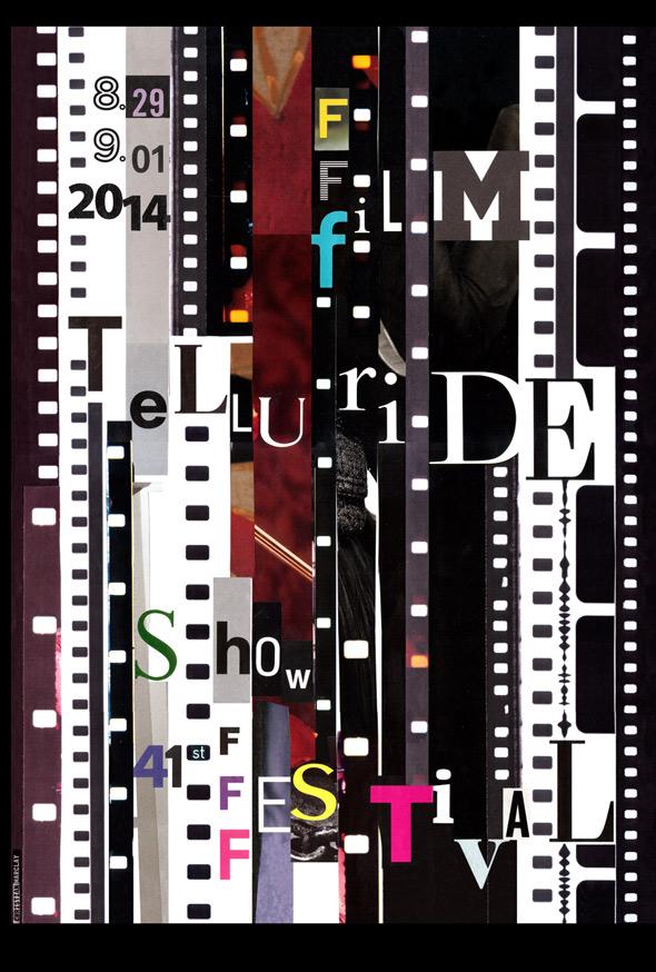 41st Telluride Film Festival Poster
